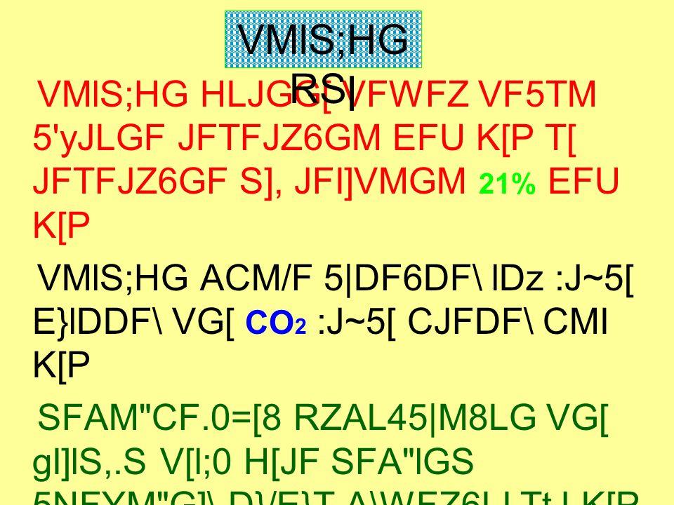VMlS;HGRS| VMlS;HG HLJGG[ VFWFZ VF5TM 5 yJLGF JFTFJZ6GM EFU K[P T[ JFTFJZ6GF S], JFI]VMGM 21% EFU K[P.